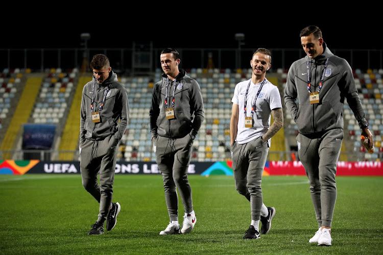 Euro : L'Angleterre place deux joueurs en isolement