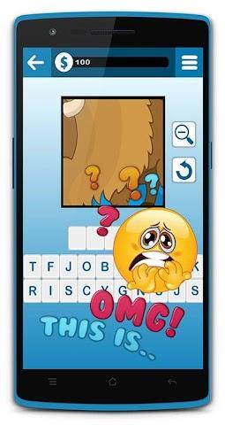 android Quiz Guess Animal Name Screenshot 1