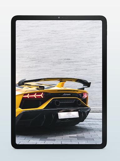 Sports Car Wallpaper - Lamborghini Wallpaper screenshots 9