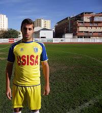 "Photo: Medio Centro Defensivo Isla Cristina F.C. Tomas Abreu López , ""Tomas"""