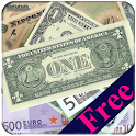 Money 3D Live Wallpaper Free icon