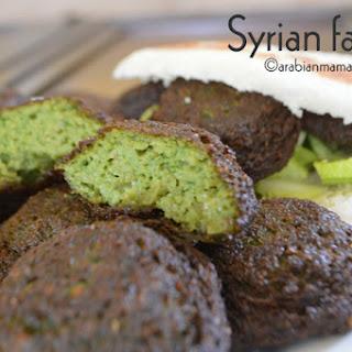 Syrian Falafel