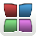 FROOP Next Launcher 3D Theme Icon