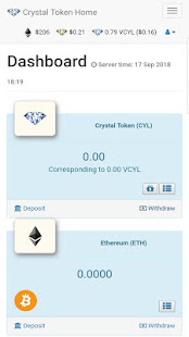 Download Crystal Token Mobile For PC Windows and Mac apk screenshot 3