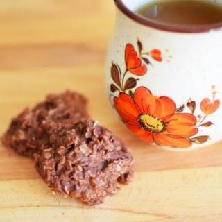 Peanut Butter Chocolate No-Bake Cookies Recipe