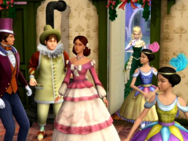 Barbie in A Christmas Carol - Movies & TV on Google Play