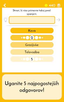 Ugani 5 - Kviz Slovenija