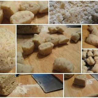 Almond Potato Gnocchi