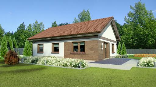 projekt Dom przy Przyjemnej 15 bis