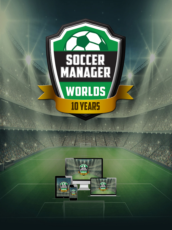 Soccer Manager Worlds- screenshot