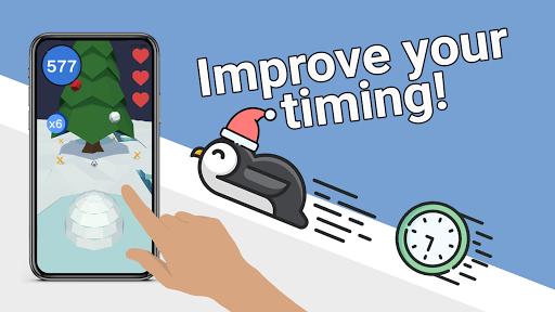 Penguin Santa android2mod screenshots 3