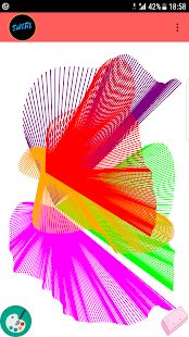 Swirl - A Paint App - náhled