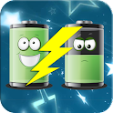 Battery Life - Fast Charging icon