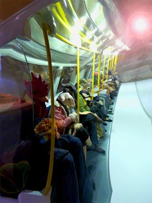 Metropolitana .... di thebiondella