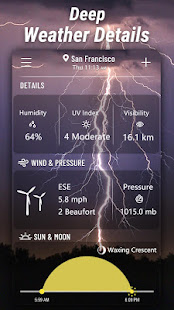 App Weather Forecast APK for Windows Phone