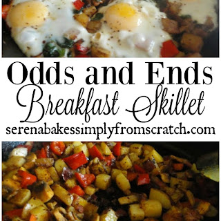 Odds and Ends Breakfast Recipe