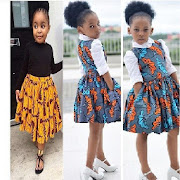 Abidjan Kids Fashion Style