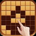 Block Puzzle - Free Classic Wood Block Puzzle Game icon