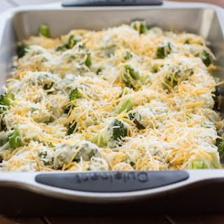 Roasted Broccoli Casserole