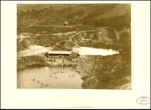 Photo: Durgau (lacurile 1 si 2, Foto Tömlö). sursa: Radu Cerghizan