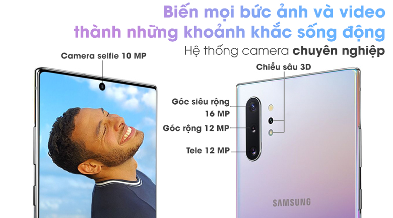 Samsung Note 10 - Note10 Plus