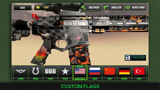 Custom Gun Simulator 3D screenshots 1