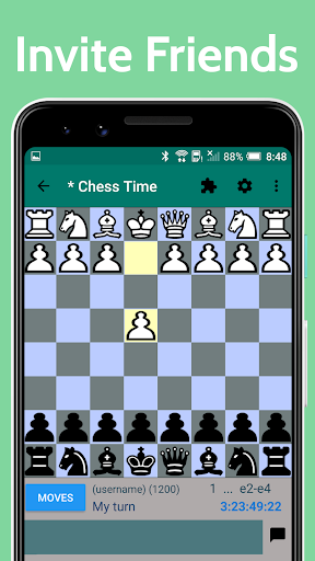 Chess Time® -Multiplayer Chess 3.4.2.67 screenshots 2