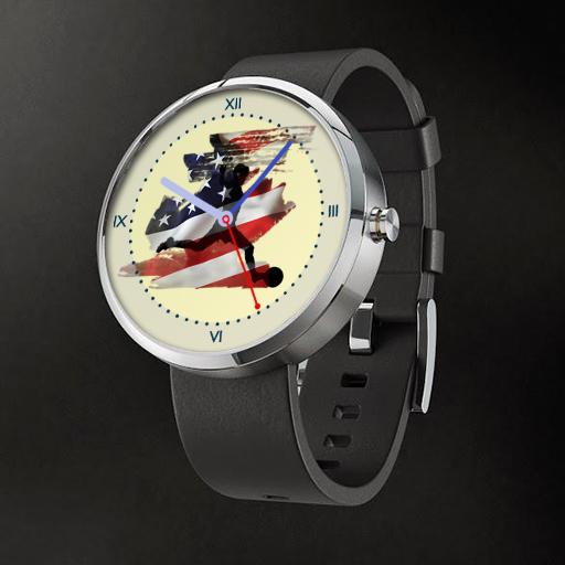 Victory Watch Face For Wear