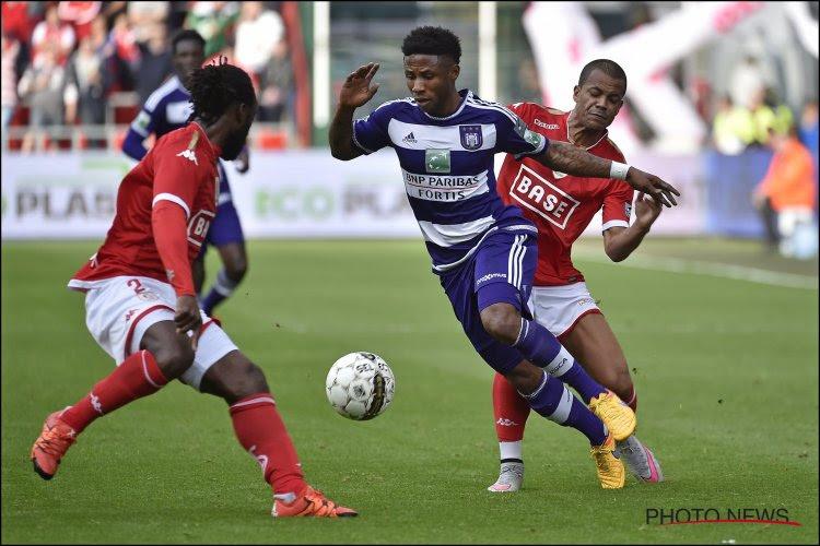 UPDATE: ex-spits van Anderlecht en Standard Ezekiel landt weldra in de Jupiler Pro League