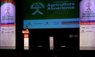 En imágenes: séptima edición de los Premios de la Agricultura Almeriense