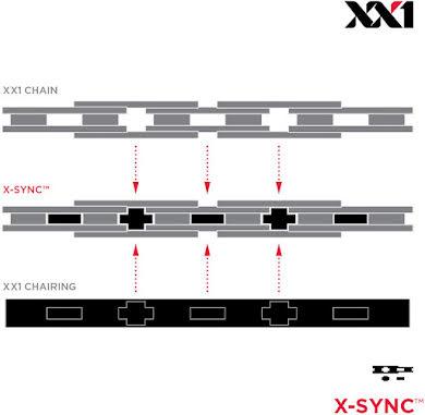 SRAM XX1 11-Speed Chain alternate image 0
