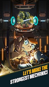 After War – Idle Robot RPG Mod Apk (Free Robo) 2
