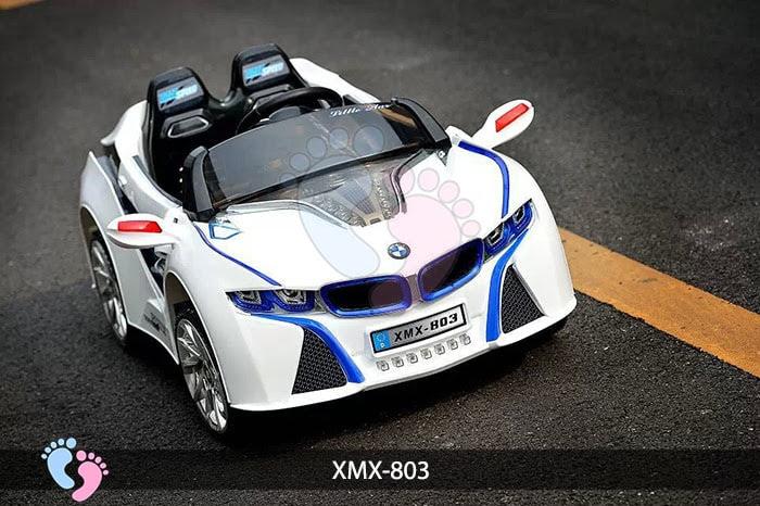 Ô tô điện thể thao cho bé XMX-803 4