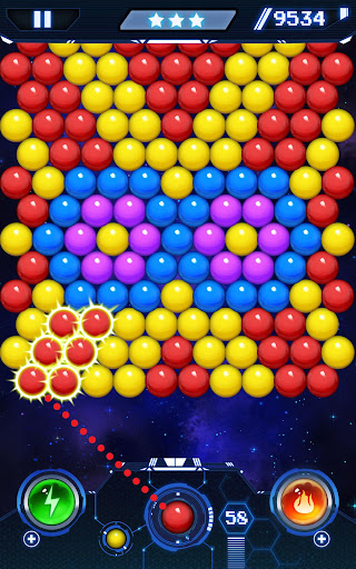 Infinite Bubble Shooter - screenshot