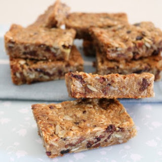 Low Calorie Muesli Bar Recipes.