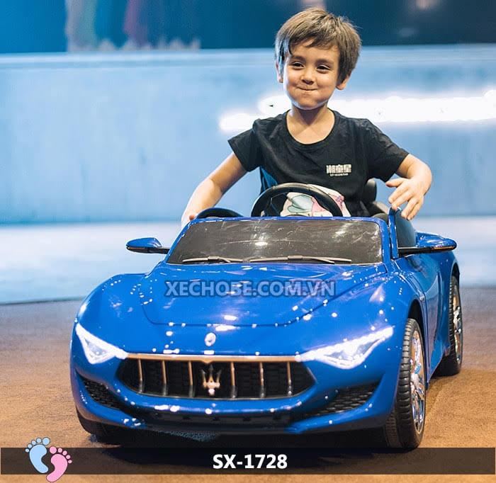 Xe hơi điện trẻ em SX-1728 1