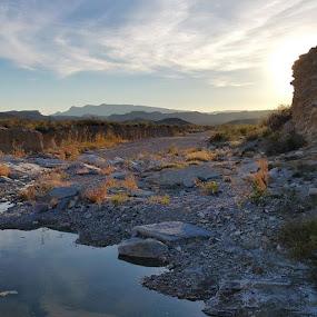 A scene from our ride down in Terlingua two weeks ago. Beautiful place. by Justin Ward - Uncategorized All Uncategorized