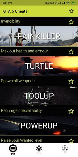 Foto do GTA 5 Game Cheats (PC/Xbox/PS)