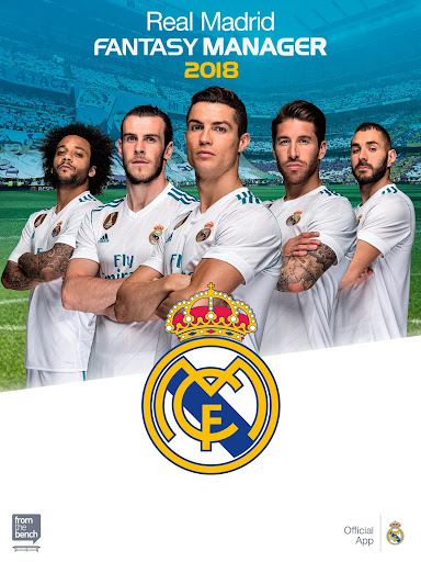 Real Madrid Fantasy Manager'18- Real football live 7.30.004 screenshots 11