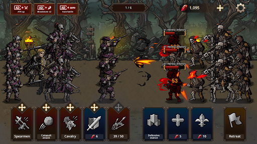 King's Blood: The Defense apkdebit screenshots 14