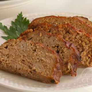 Aunt Carmella's Meatloaf.