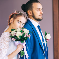 Wedding photographer Anastasiya Dunaeva (870miles). Photo of 04.03.2018