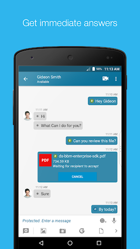 download bbm for android apkpure