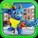 Dragon Turtle Super Jumper icon