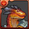 龍人の炎剣士・ドゥバル