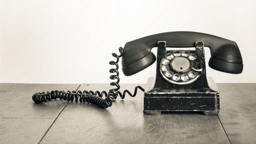เสียงเรียกเข้าโทรศัพท์รุ่นเก่า