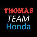 Thomas Team Honda DealerApp icon
