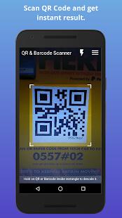 QR Code Scanner Barcode Scanner, Reader, Generator - náhled