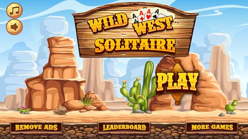 Wild West Tri Peaks Solitaire