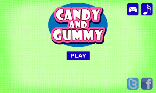 Candy and Gummy